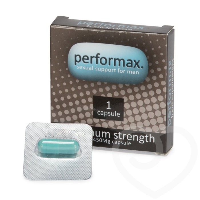 Performax Sexual Performance Pill for Men (1 Capsule) - Unbranded