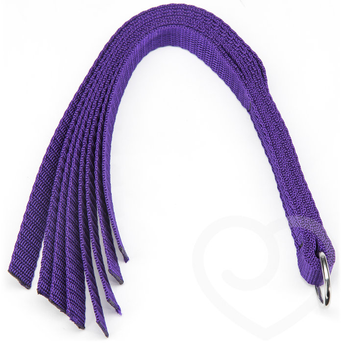 Purple Reins Beginners Flogger - Purple Reins