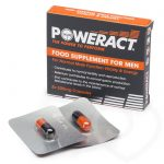 Skins Poweract Performance Pills for Men (2 Capsules) - Unbranded