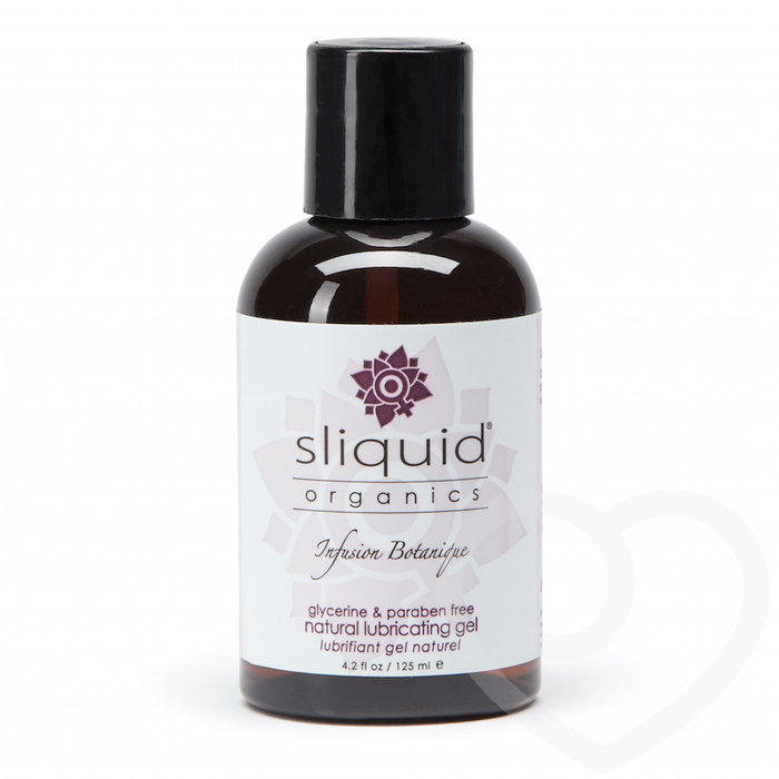 Sliquid Organics Natural Gel Lube 125ml - Sliquid