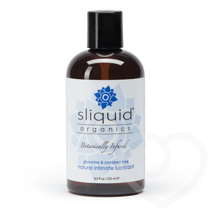 Sliquid Organics Natural H2O Lubricant 255ml - Sliquid