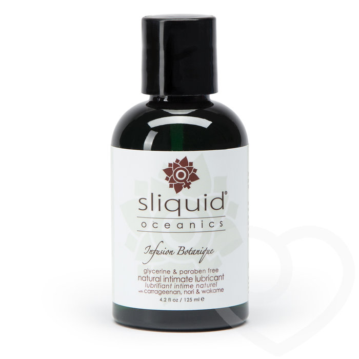 Sliquid Organics Oceanics Natural Lube 125ml - Sliquid