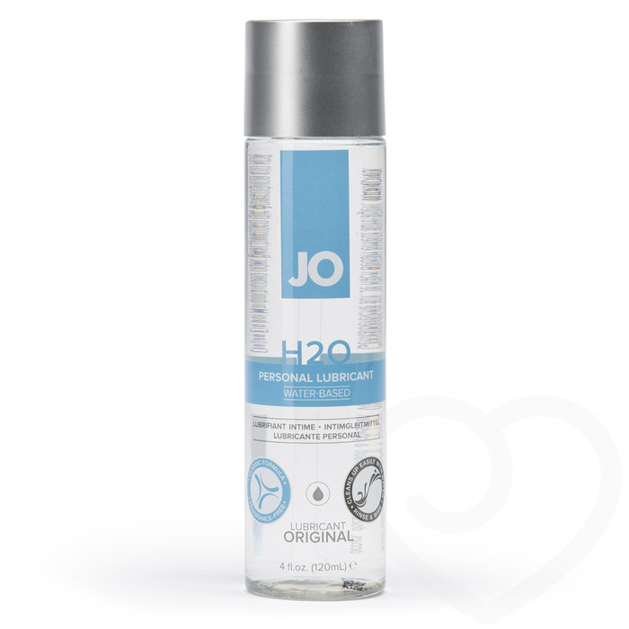 System JO H2O Water-Based Lubricant 120ml - System JO