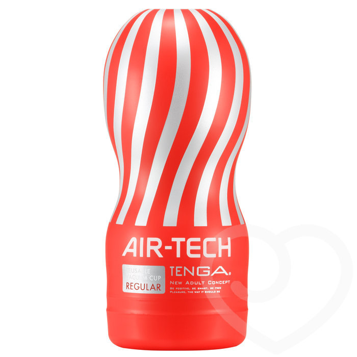 TENGA Air Tech Regular Male Masturbator Cup Tight - Tenga