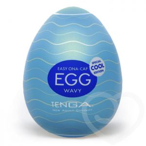 TENGA Egg Cool Edition Wavy