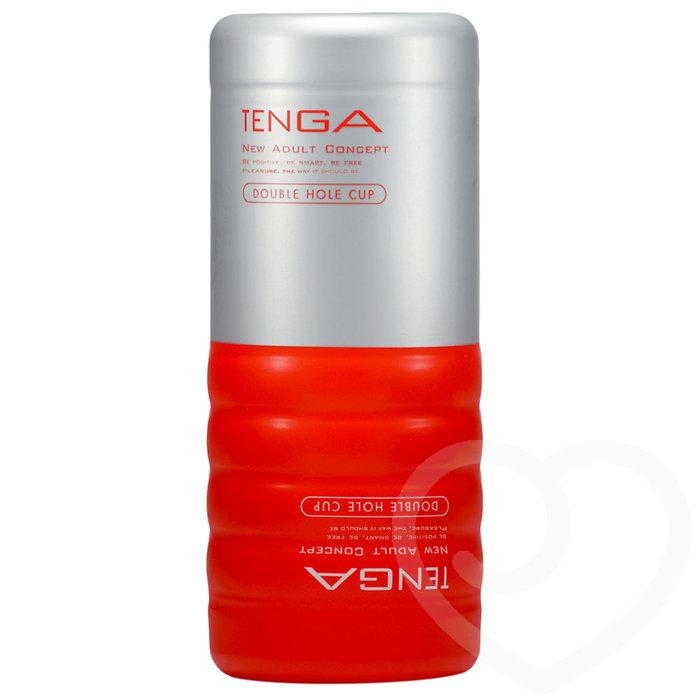 TENGA Standard Edition Double Hole Onacup - Tenga