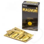 Trojan Magnum Large Condoms (12 Pack) - Trojan