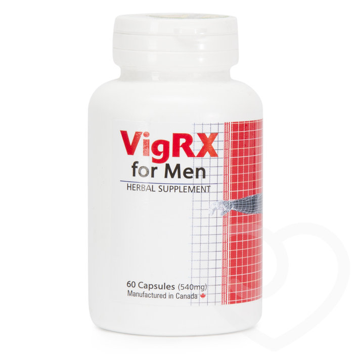 VigRX Penis Enhancement Pills (60 Capsules) - VigRX