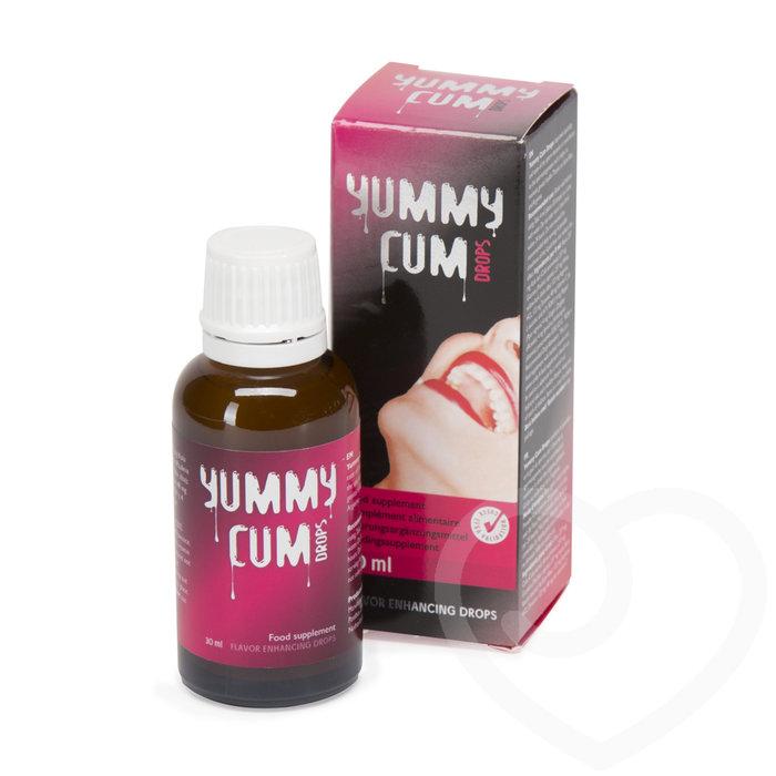 Yummy Cum Semen Enhancing Drops 30ml - Unbranded