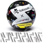 tokidoki x Lovehoney Flash Textured Pleasure Cup - tokidoki x Lovehoney
