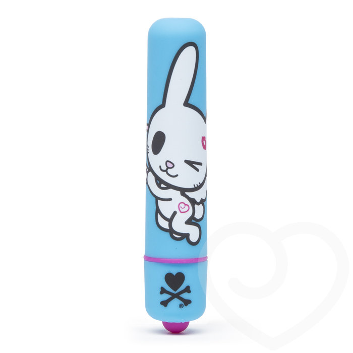 tokidoki x Lovehoney Honey Bunny Single Speed Mini Bullet Vibrator - tokidoki x Lovehoney