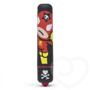 tokidoki x Lovehoney Justice Single Speed Mini Bullet Vibrator
