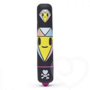 tokidoki x Lovehoney Solitaire Single Speed Mini Bullet Vibrator
