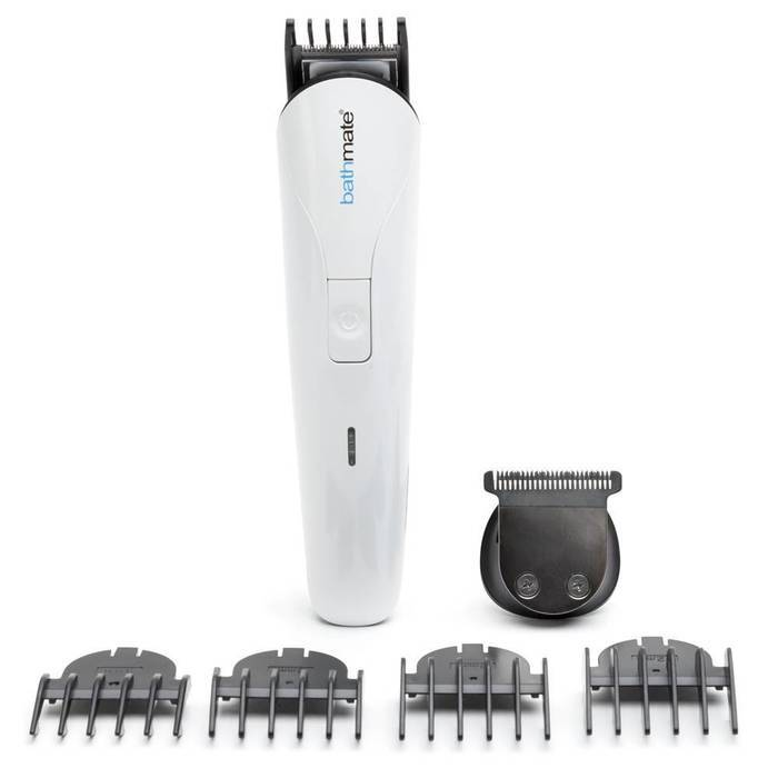 Bathmate Trim USB Rechargeable Hair Grooming Kit - Bathmate