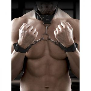 COMMAND Heavy-Duty Collar and Cuff Restraint Kit