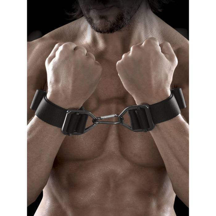 COMMAND Heavy-Duty Wrist Cuffs - Unbranded