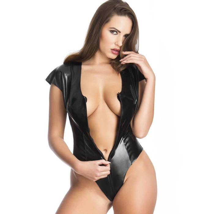 Easy-On Latex Access All Areas Zip Round Body - Datex