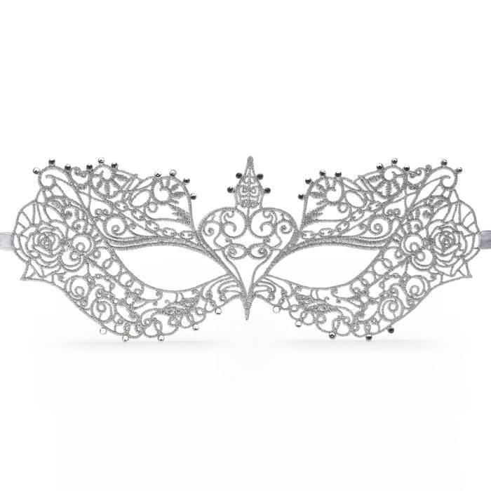 Fifty Shades Darker Anastasia Masquerade Mask - Fifty Shades of Grey