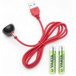 Fun Factory Battery Plus Hybrid Batteries and Charger Kit - Fun Factory