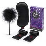 Lovehoney Oh! Get Started Tie & Tease Kit (4 Piece) - Lovehoney Oh!