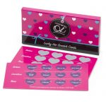 Lovehoney Oh! Scratch Cards for Her (10 Pack) - Lovehoney Oh!