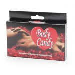 Lust Dust Edible Strawberry Body Candy - Unbranded