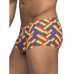 Male Power Rainbow Pride Flag Boxer Shorts