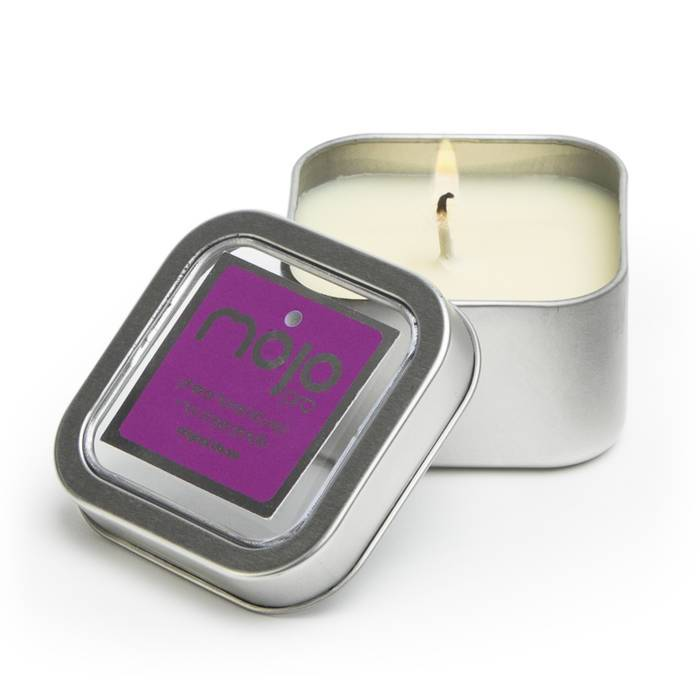 Mojo Pro Original Desire Pheromone Soy Massage Candle 75g - Unbranded