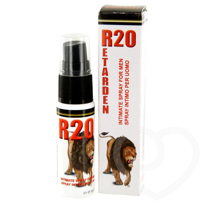 Retarden Intimate Spray for Men 20ml - Unbranded
