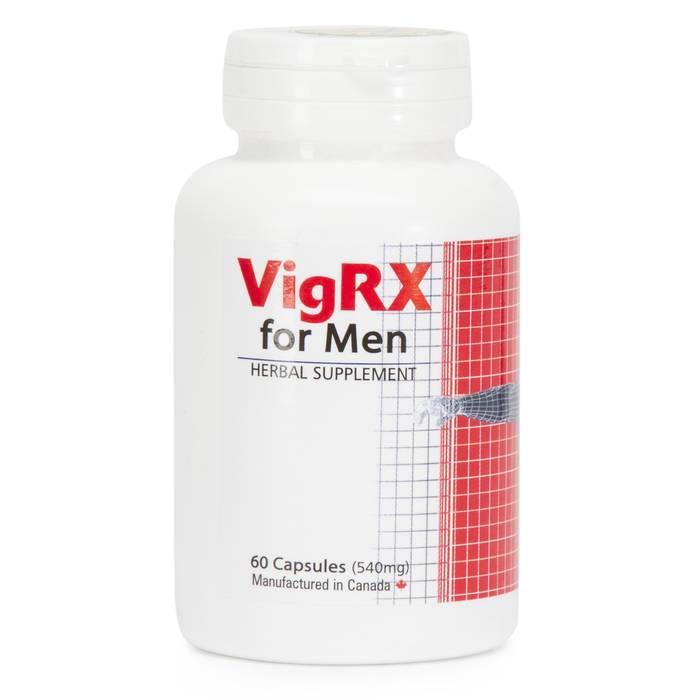 VigRX for Men Herbal Supplement (60 Capsules) - VigRX