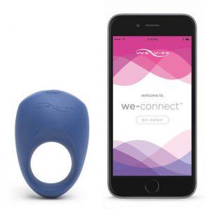 We-Vibe Pivot App Controlled Vibrating Cock Ring