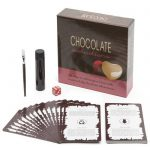 Chocolate Seduction Lovers Body Paint Game - Unbranded
