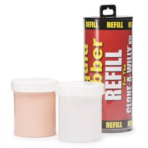 Clone-A-Willy and Clone-A-Pussy Liquid Rubber Refill