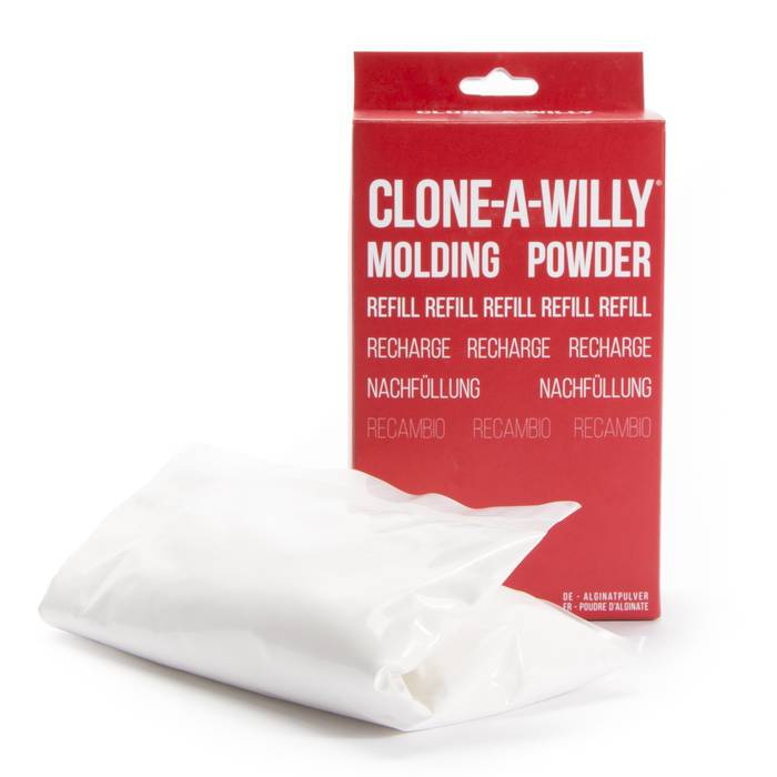 Clone-A-Willy and Clone-A-Pussy Moulding Powder (1 Bag) - Clone A Willy