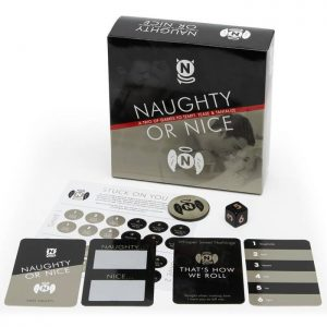 Naughty or Nice Sex Games (3 Games)