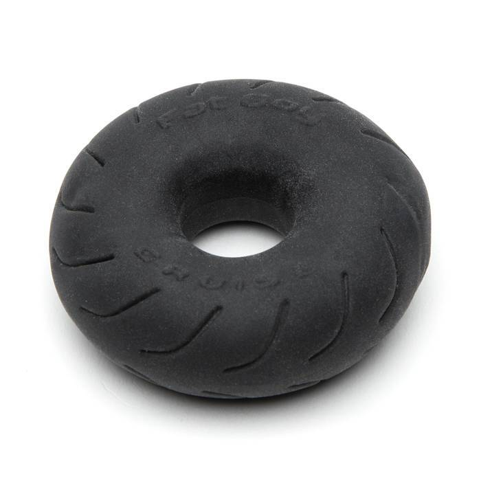 Perfect Fit Snugging Cruiser Stretchy Silicone Cock Ring - Perfect Fit