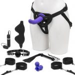Lovehoney Take Control Bondage Kit (10 Piece) - Lovehoney