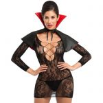 Lovehoney Vampire Vixen Costume Bundle - Lovehoney Lingerie