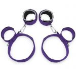 Purple Reins Thigh, Wrist and Ankle Restraint - Purple Reins