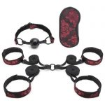 Scandal Under Mattress Bed Restraint Kit (3 Piece) - Cal Exotics