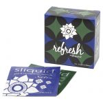 Sliquid Refresh Intimate Moisturiser Cube Sachets (12 Pack) - Sliquid
