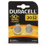 Duracell CR2032 Batteries (2 Pack) - Duracell