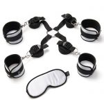 Fifty Shades of Grey Hard Limits Bed Restraint Kit - Fifty Shades of Grey