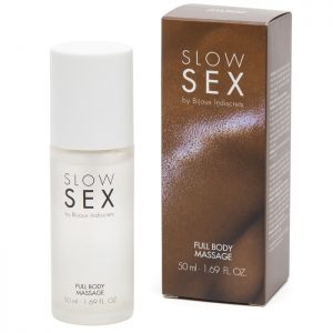 Bijoux Indiscrets Slow Sex Full Body Massage Gel