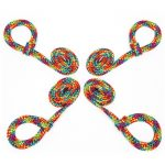 Bondage Boutique Rainbow Soft Rope Restraints - Bondage Boutique