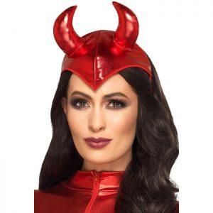 Fever Red Devil Headband