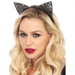 Leg Avenue Filigree Cat Ears - Leg Avenue